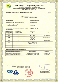 DE - Anlage 1
